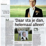 Noord Hollands Dagblad, 24 april 2014, Jose Pietens