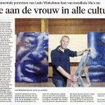 Noord Hollands Dagblad, 14 september 2013, Jose Pietens